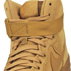 Nike Air Force 1 High LV8 Gs Jr CK0262-700 shoes brown 2
