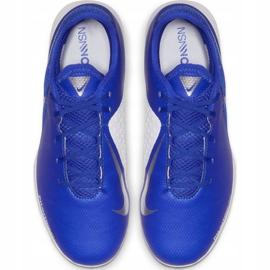 Indoor shoes Nike Phantom Vsn Academy Ic Jr AR4345-410 blue multicolored 1