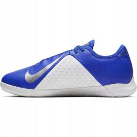 Indoor shoes Nike Phantom Vsn Academy Ic Jr AR4345-410 blue multicolored 2