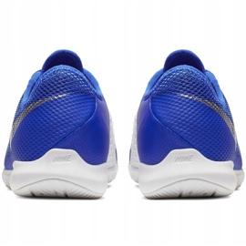 Indoor shoes Nike Phantom Vsn Academy Ic Jr AR4345-410 blue multicolored 4