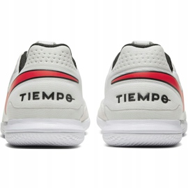 Nike Tiempo Legend 8 Academy Ic AT6099 061 football shoes white multicolored 4