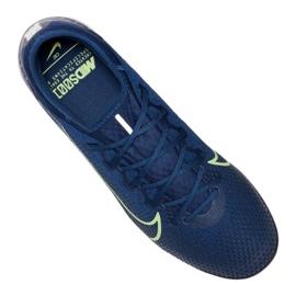 Nike Vapor 13 Pro Mds Ic M CJ1302-401 shoes blue navy 2