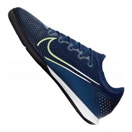Nike Vapor 13 Pro Mds Ic M CJ1302-401 shoes blue navy 4
