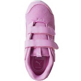 Puma Escaper Mesh V Inf Jr 190327 09 shoes pink 1