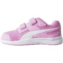Puma Escaper Mesh V Inf Jr 190327 09 shoes pink 2
