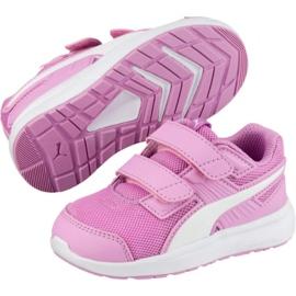 Puma Escaper Mesh V Inf Jr 190327 09 shoes pink 3