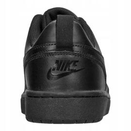 Nike Jr Court Borough Low 2 (GS) Jr BQ5448-001 shoes black 3