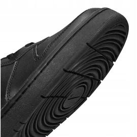 Nike Jr Court Borough Low 2 (GS) Jr BQ5448-001 shoes black 4