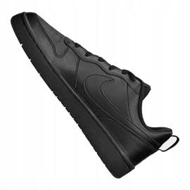 Nike Jr Court Borough Low 2 (GS) Jr BQ5448-001 shoes black 5