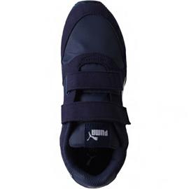 Puma St Runner v2 Nl V Ps Jr 365294 09 shoes navy 1