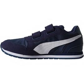 Puma St Runner v2 Nl V Ps Jr 365294 09 shoes navy 2