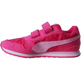 Puma St Runner v2 Nl V Ps Jr 365294 12 shoes pink 2