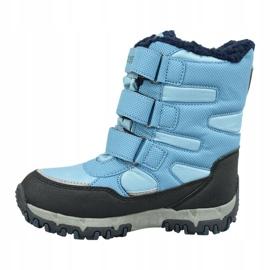 Winter boots Kappa Great Tex Jr 260558K-6467 blue 1