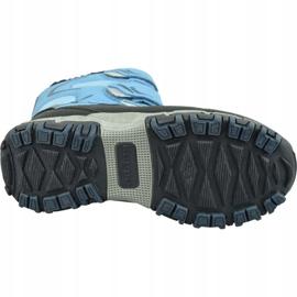 Winter boots Kappa Great Tex Jr 260558K-6467 blue 3