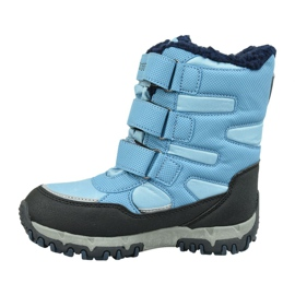 Kappa Great Tex Jr 260558T-6467 winter boots blue 1