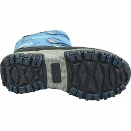 Kappa Great Tex Jr 260558T-6467 winter boots blue 3
