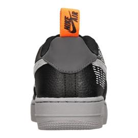Nike Air Force 1 LV8 2 (GS) Jr BQ5484-001 shoes black 3