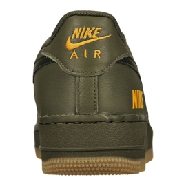 Nike Air Force 1 LV8 5 (GS) Jr CQ4215-200 shoes green 2