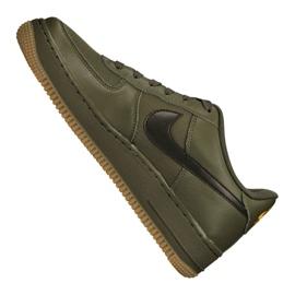 Nike Air Force 1 LV8 5 (GS) Jr CQ4215-200 shoes green 4