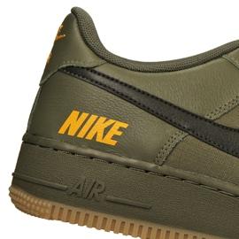 Nike Air Force 1 LV8 5 (GS) Jr CQ4215-200 shoes green 5
