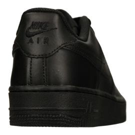 Nike Air Force 1 Gs Jr 314192-009 shoes black 2
