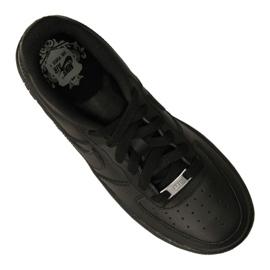 Nike Air Force 1 Gs Jr 314192-009 shoes black 3