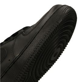 Nike Air Force 1 Gs Jr 314192-009 shoes black 5