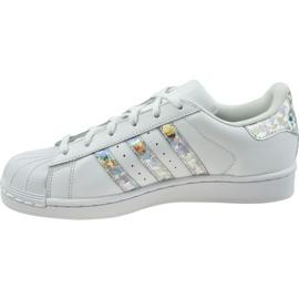 Adidas Originals Superstar Jr F33889 shoes white 1