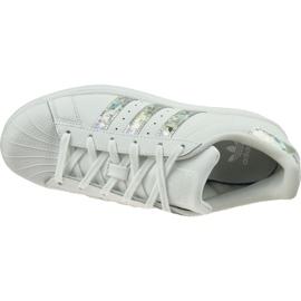 Adidas Originals Superstar Jr F33889 shoes white 2