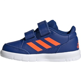 Adidas AltaSport Cf I Jr G27108 shoes blue 1