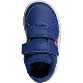 Adidas AltaSport Cf I Jr G27108 shoes blue 2