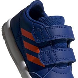 Adidas AltaSport Cf I Jr G27108 shoes blue 3