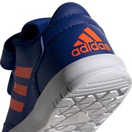 Adidas AltaSport Cf I Jr G27108 shoes blue 4