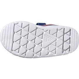 Adidas AltaSport Cf I Jr G27108 shoes blue 6