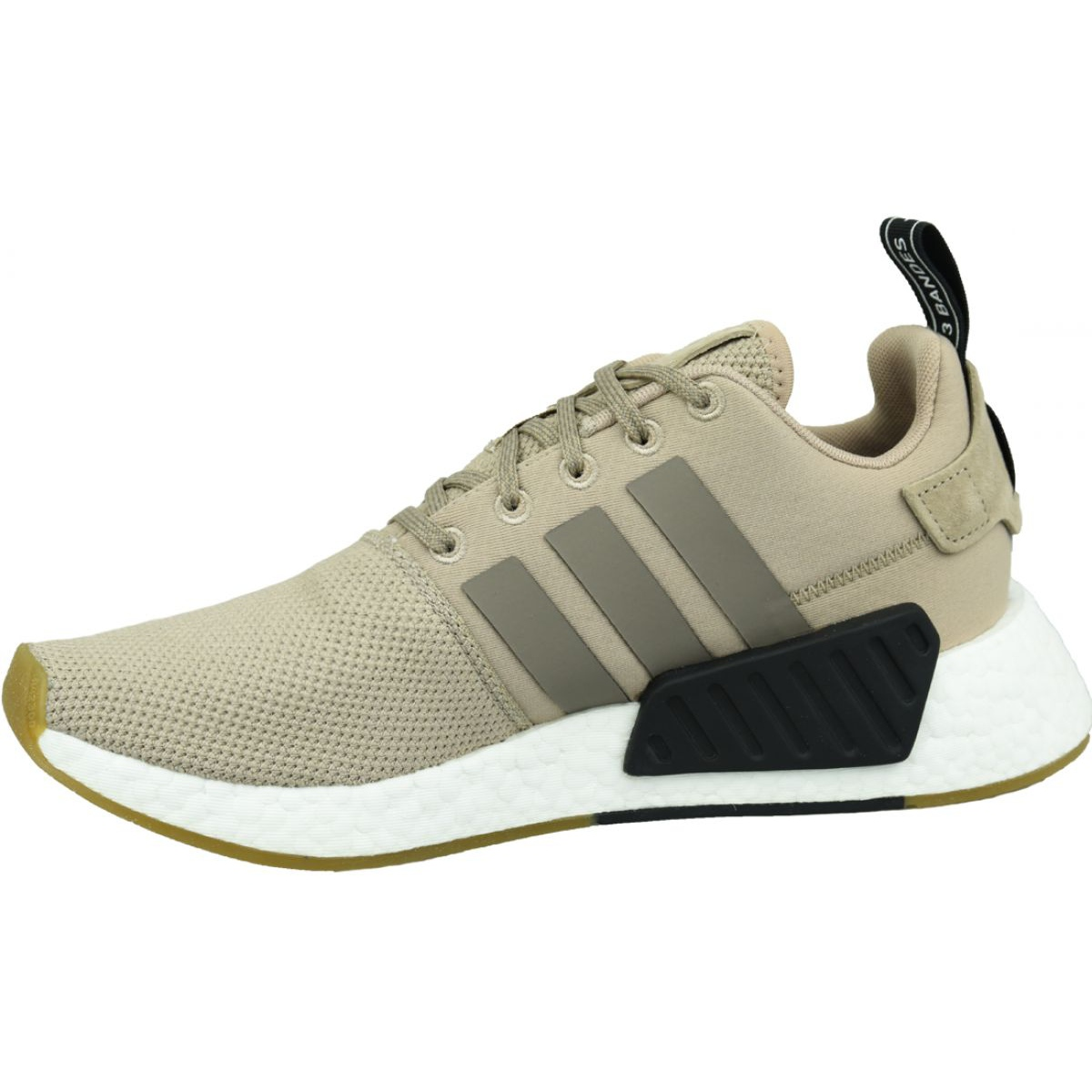 Adidas NMD R2 M BY9916 shoes beige