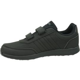 Adidas Vs Switch 2 Cmf Jr EG1595 shoes black 1
