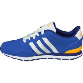 Adidas V Jog Kids AW4835 shoes blue 1