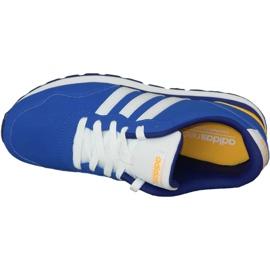 Adidas V Jog Kids AW4835 shoes blue 2