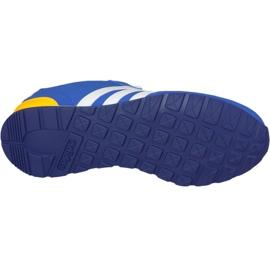 Adidas V Jog Kids AW4835 shoes blue 3