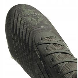 Adidas Predator 19.1 Fg M EF8205 football shoes grey grey 3