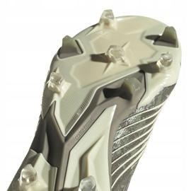 Adidas Predator 19.1 Fg M EF8205 football shoes grey grey 5