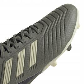 Adidas Predator 19.3 Fg M EF8208 football shoes grey grey 3