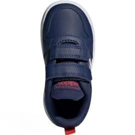 Adidas Tensaur I Jr EF1104 shoes navy 1