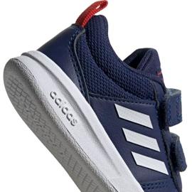 Adidas Tensaur I Jr EF1104 shoes navy 4