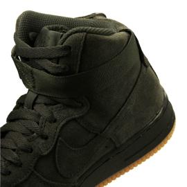 Nike Air Force 1 High Lv 8 Gs Jr 807617-300 shoes green 1