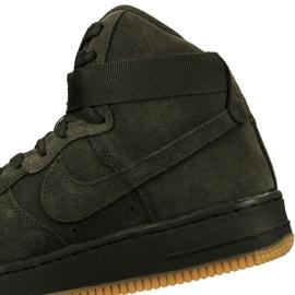 Nike Air Force 1 High Lv 8 Gs Jr 807617-300 shoes green 3