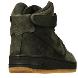Nike Air Force 1 High Lv 8 Gs Jr 807617-300 shoes green 4