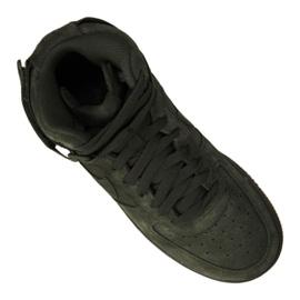 Nike Air Force 1 High Lv 8 Gs Jr 807617-300 shoes green 5