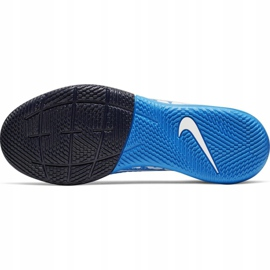 Nike Mercurial Superfly 7 Academy Ic Jr AT8135 414 football shoes blue multicolored 5
