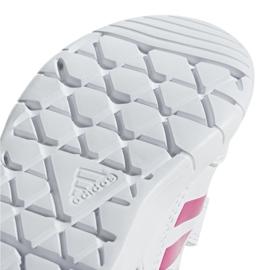 Adidas Altasport Cf I Jr D96846 shoes white violet 5